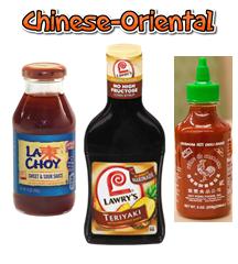 ETHNIC - CHINESE / ORIENTAL
