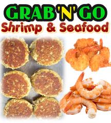 Shrimp & Seafood Items